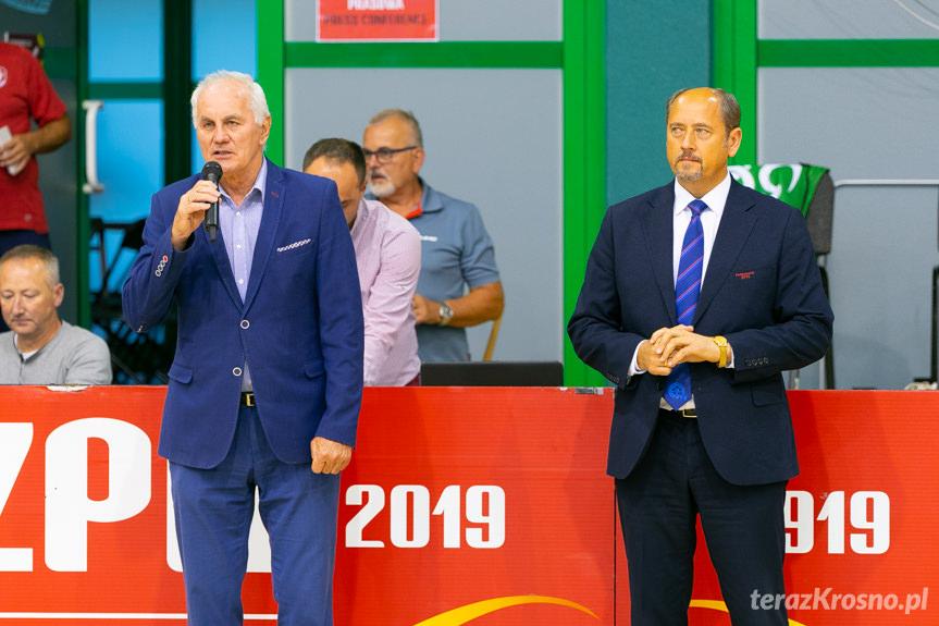 Turniej Państw Wyszehradzkich: Polska - Słowacja