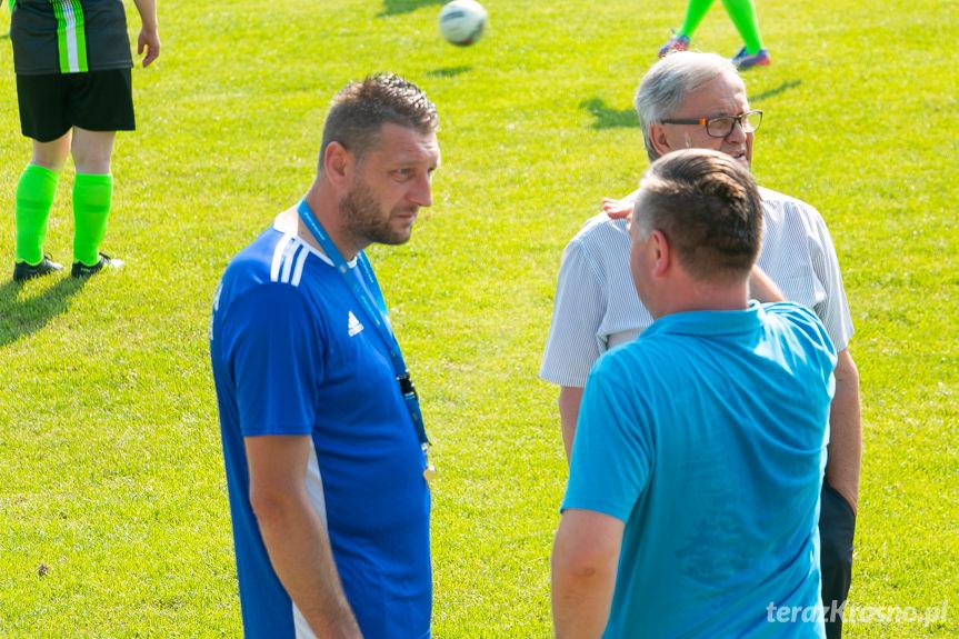Turniej piłkarski Mamusiek w Korczynie