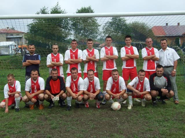 Turniej piłkarski w Kobylanach
