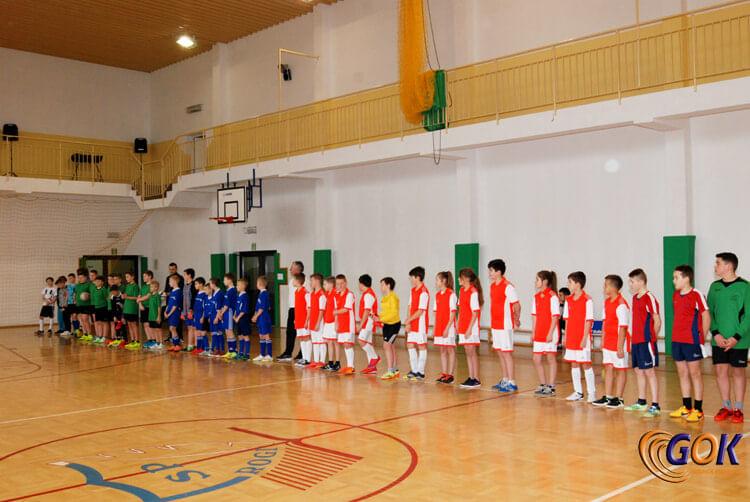 Turniej Piłki Nożnej o Puchar Ferii - Rogi 2016