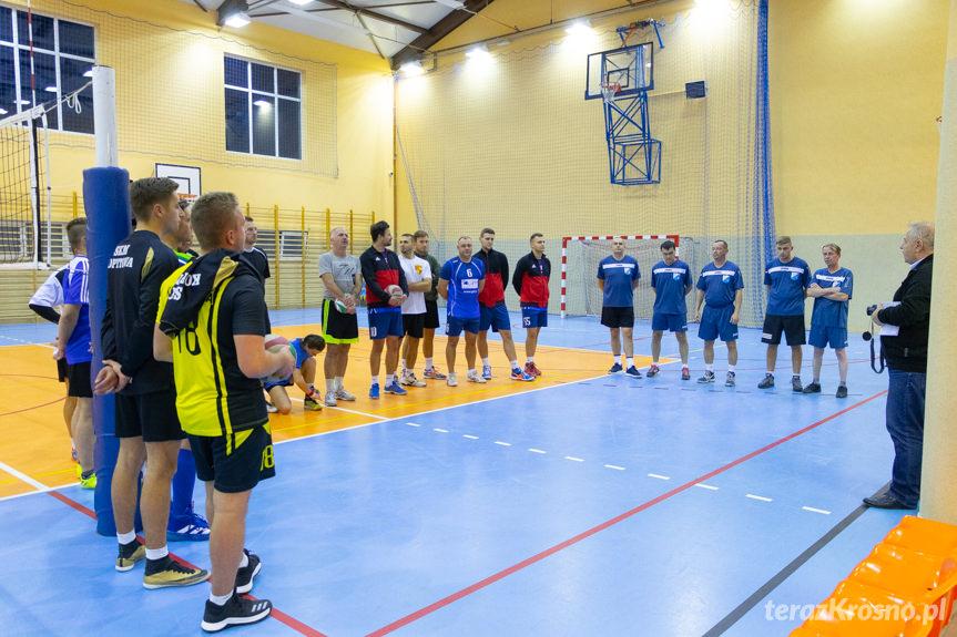 Turniej Piłki Siatkowej Reprezentacji Sołectw Gminy Chorkówka