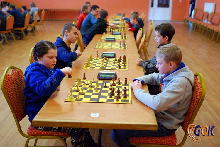 Turniej szachowy w Rogach