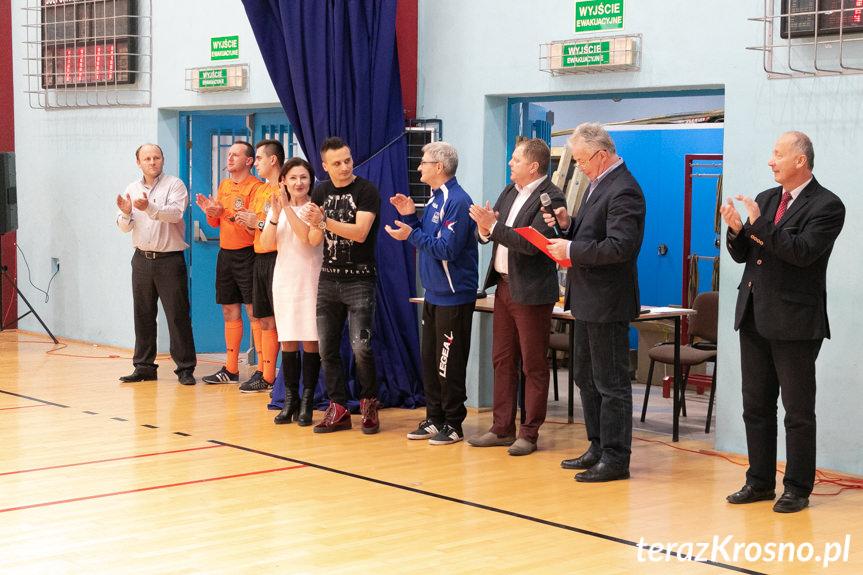 Turniej w Halowej Piłce Nożnej o Puchar Sławomira Peszko
