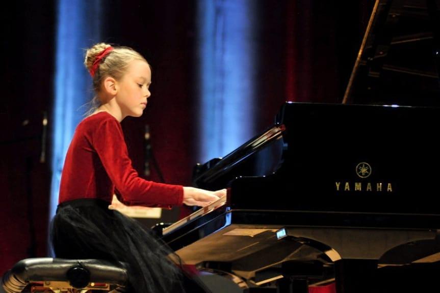Uczniowie Szkoły Muzycznej świętowali Dzień Matki