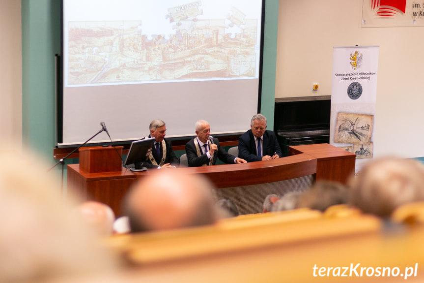 Uroczysta sesja Rady Miasta Krosna