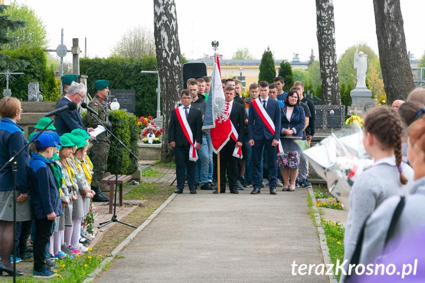 Uroczystości patriotyczne w Jedliczu