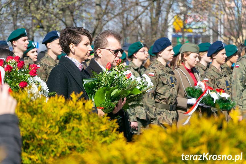 Uroczystości rocznicowe w Krośnie