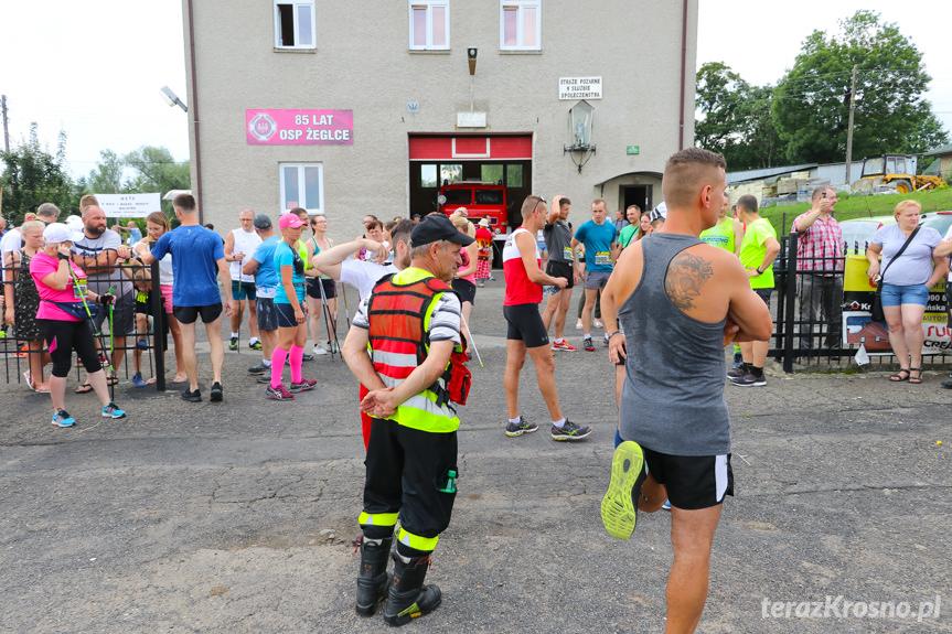 V Bieg i Marsz Nordic Walking o Puchar Sołectwa Żeglce