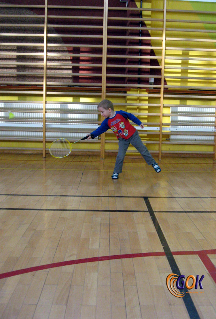 V Gminny Turniej Badmintona