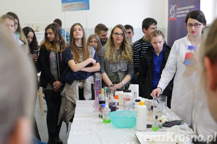 V Krośnieński Festiwal Nauki i Techniki