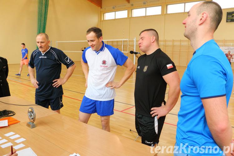 V Powiatowy Turnieju Piłki Siatkowej Jednostek OSP