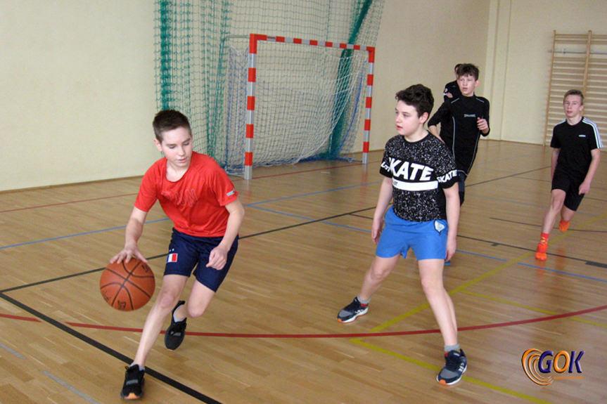 VI Otwarty Turniej Piłki Koszykowej