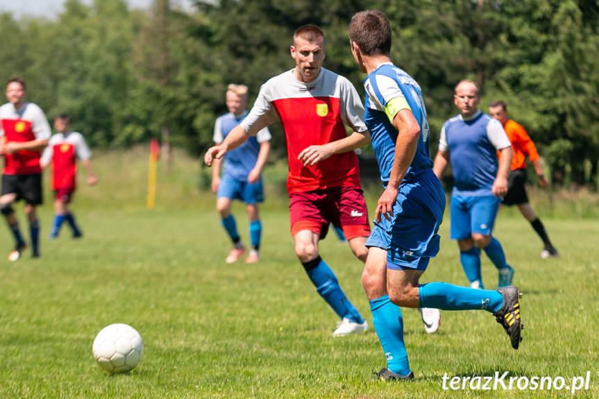 Victoria Dobieszyn - Jasiołka Świerzowa Polska 0:6