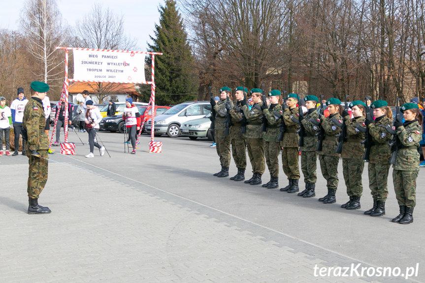 VII Bieg Pamięci Żołnierzy Wyklętych w Żeglcach