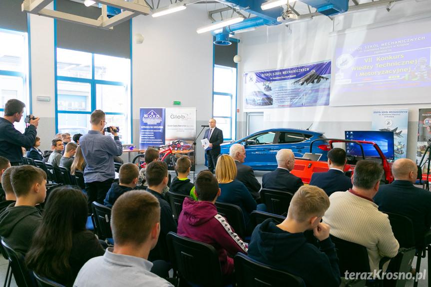 VII Konkurs Wiedzy Technicznej i Motoryzacyjnej
