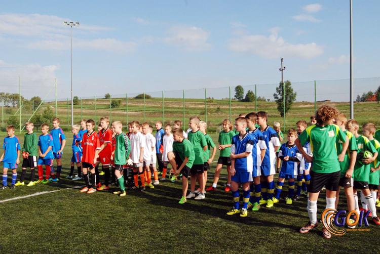 VIII Gminny Turniej Piłki Nożnej o Puchar Dyrektora GOK