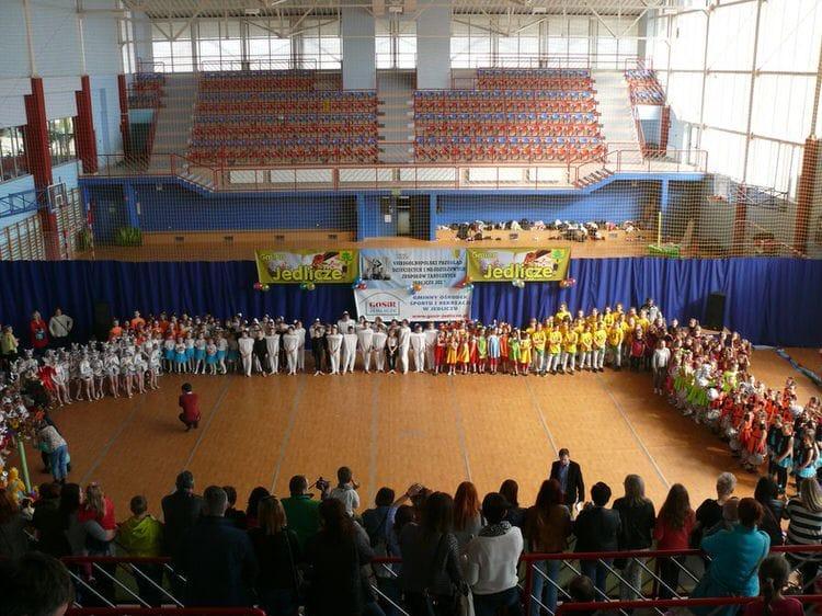 VIII Ogólnopolski Przegląd Dziecięcych i Młodzieżowych Zespołów Tanecznych Jedlicze 2017
