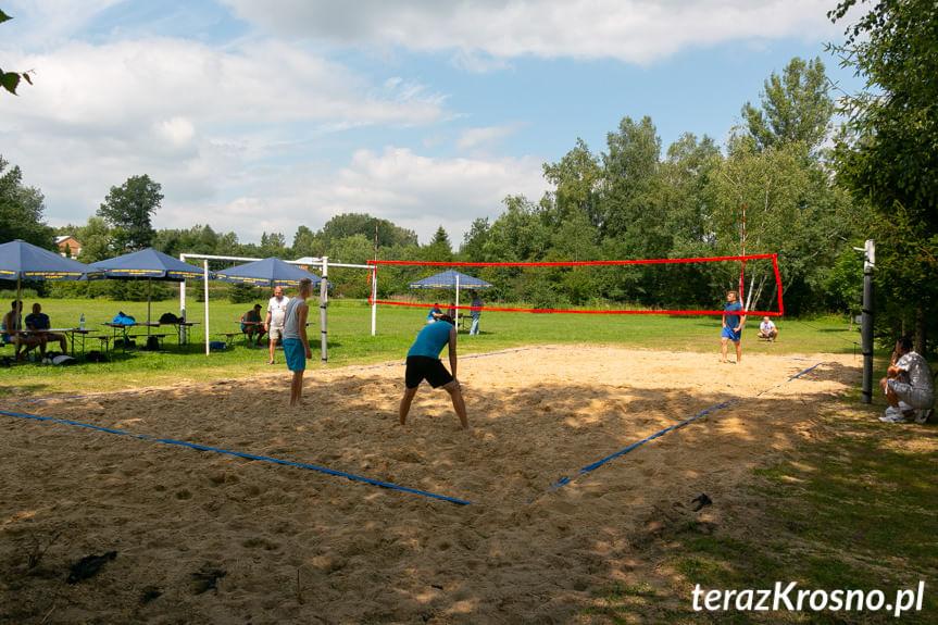 VIII Powiatowy Turniej Siatkówki Plażowej