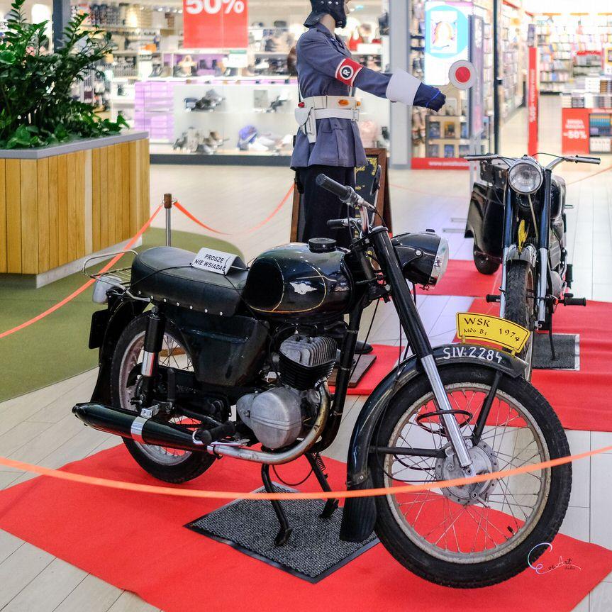 VIVO! Krosno wystawa starych motocykli
