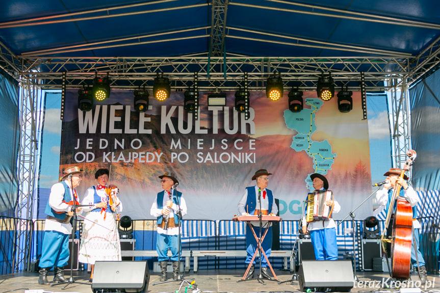 Wiele Kultur - Jedno Miejsce. Od Kłajpedy po Saloniki
