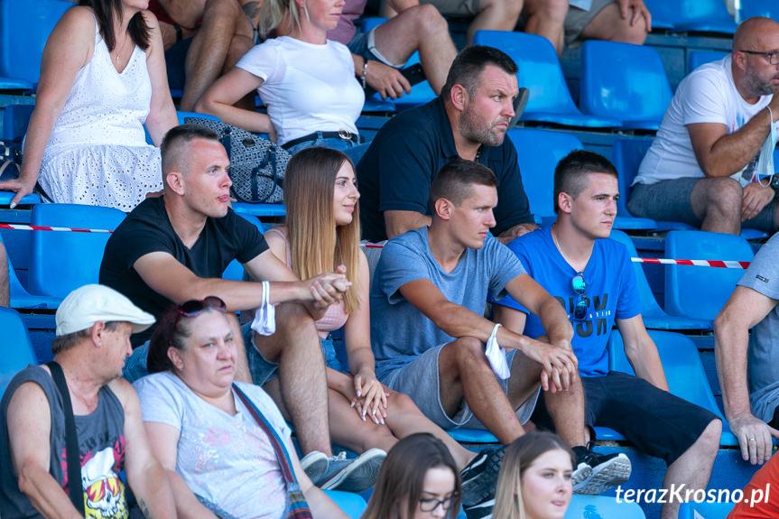 Wojewódzki Finał Pucharu Polski: Karpaty Krosno - Wisłok Wiśniowa