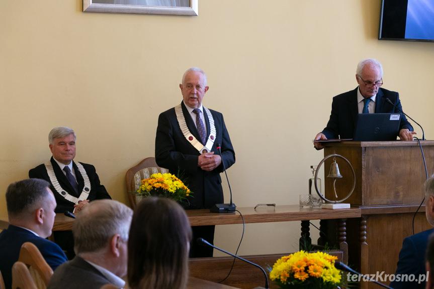 Wręczenie nagród Prezydenta Miasta Krosna
