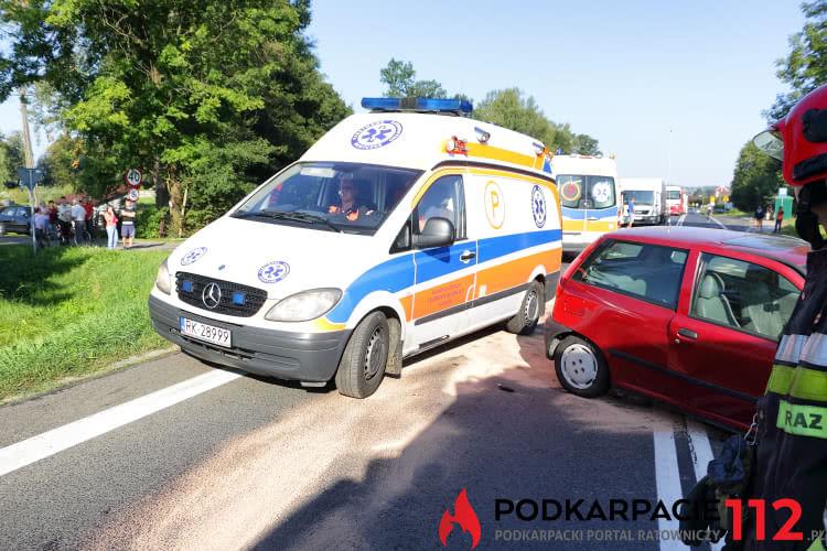 Wypadek Moderówka