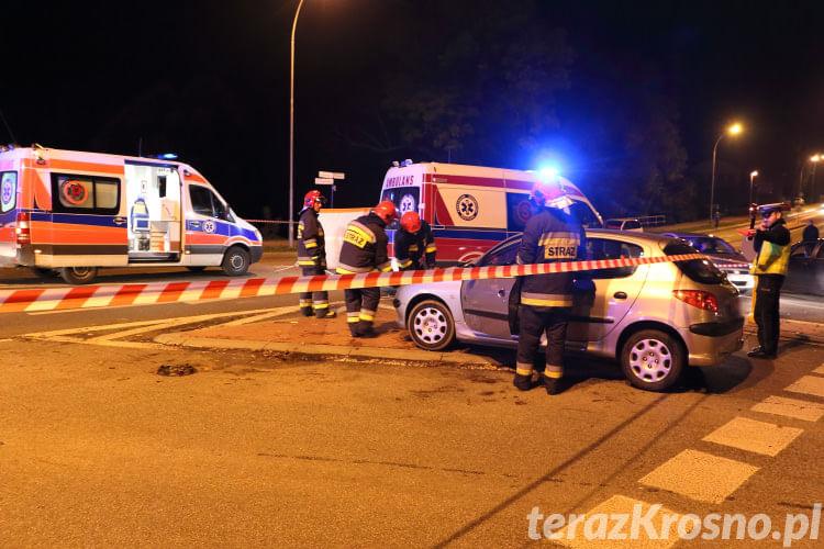 Wypadek na Krakowskiej