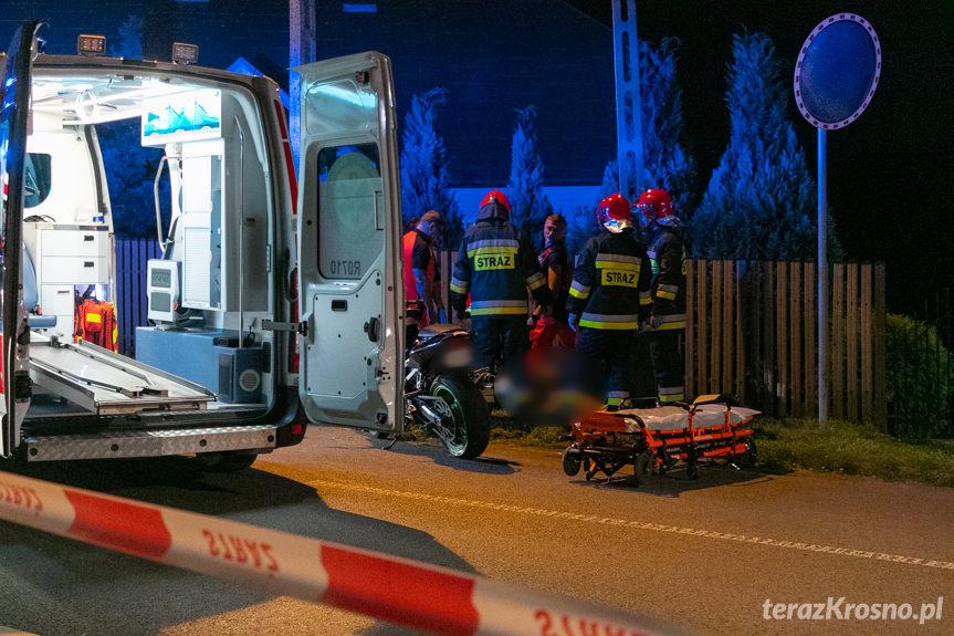 Wypadek na ul. Białobrzeskiej