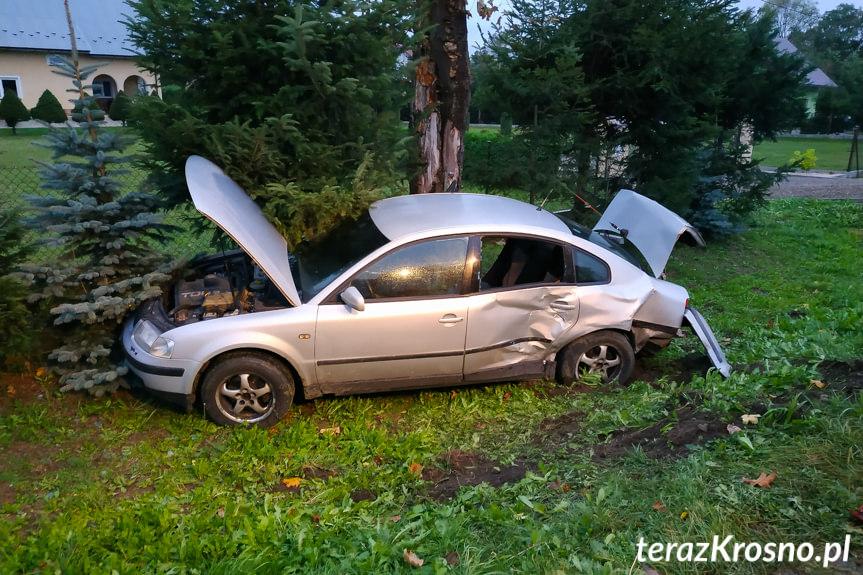 Wypadek w Bajdach
