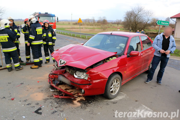 Wypadek w Bziance
