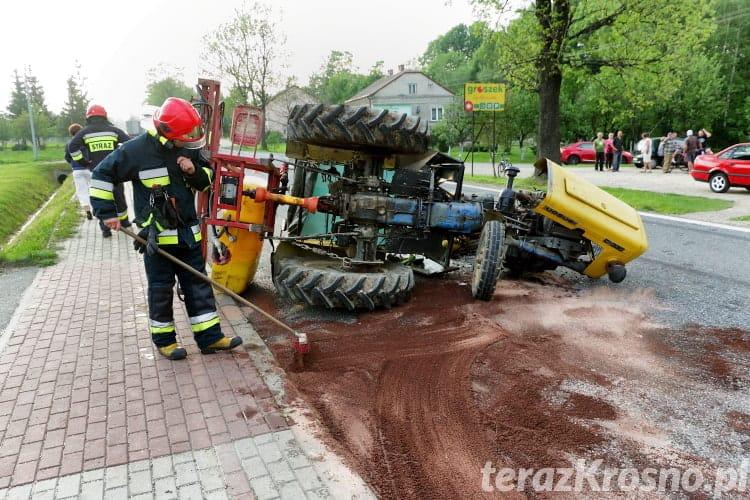 Wypadek w Głojsach