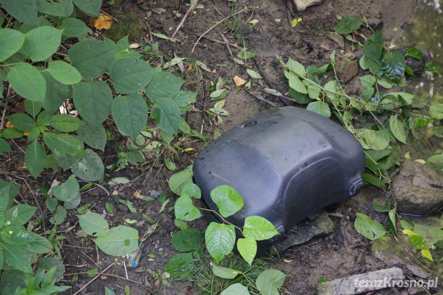 Wypadek w Iwoniczu-Zdroju