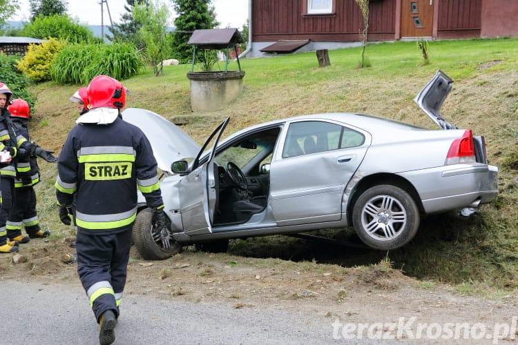 Wypadek w Kobylanach