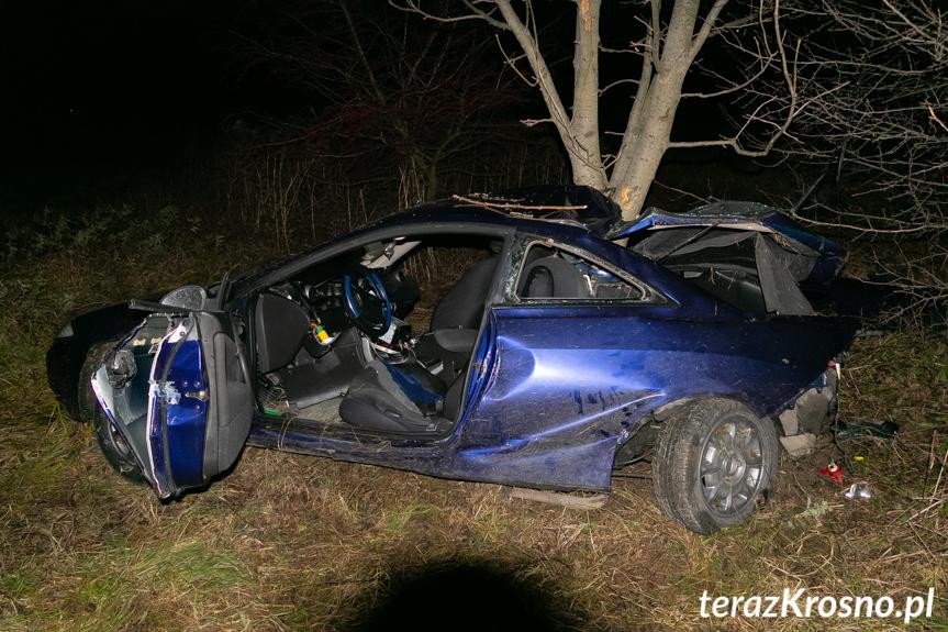 Wypadek w Ladzinie