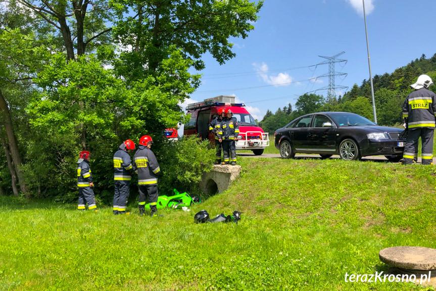 Wypadek w Lubatówce