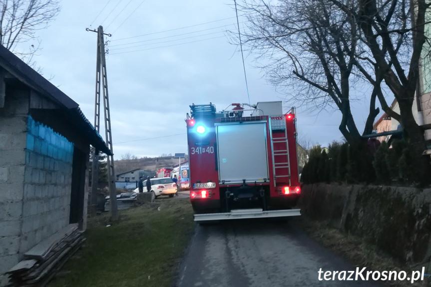 Wypadek w Lubatowej