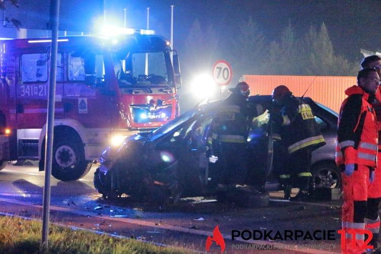 Wypadek w Miejscu Piastowym