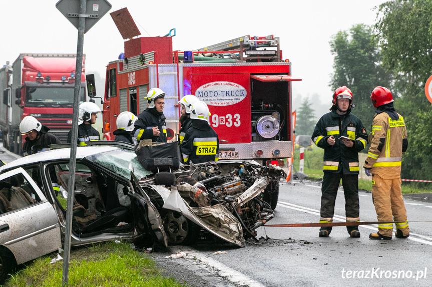 Wypadek w Moderówce