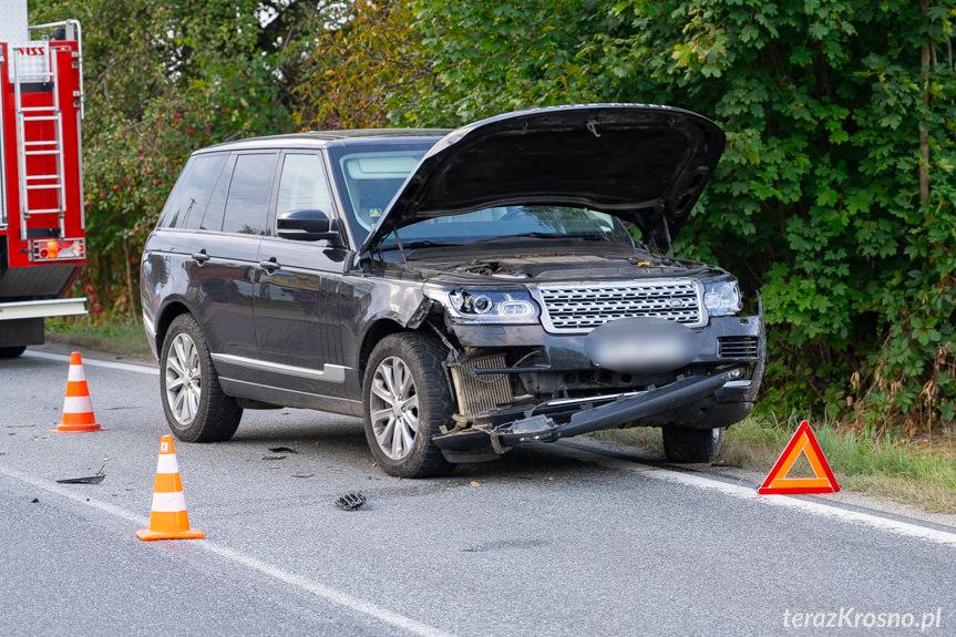 Wypadek w Nadolu
