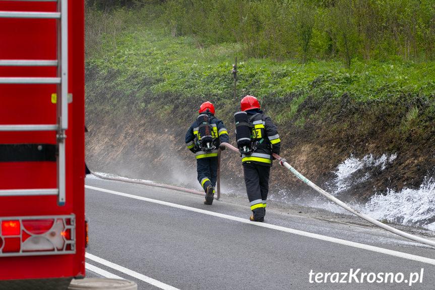 Wypadek w Nowej Wsi / Lipowicy
