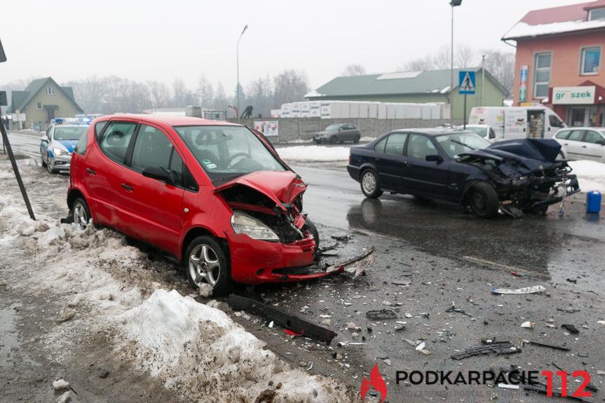 Wypadek w Posadzie Górnej