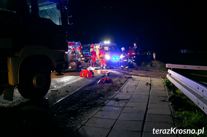 Wypadek w Rogach