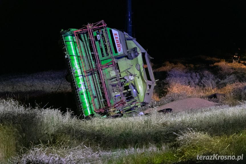 Wypadek w Sowinie