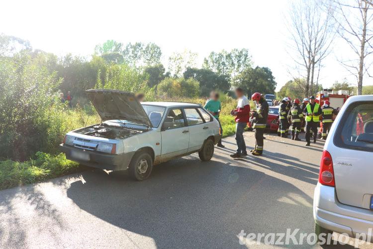Wypadek w Sulistrowej