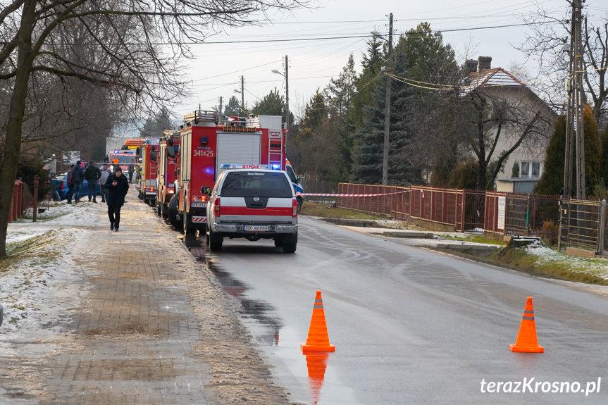 Wypadek w Świerzowej Polskiej