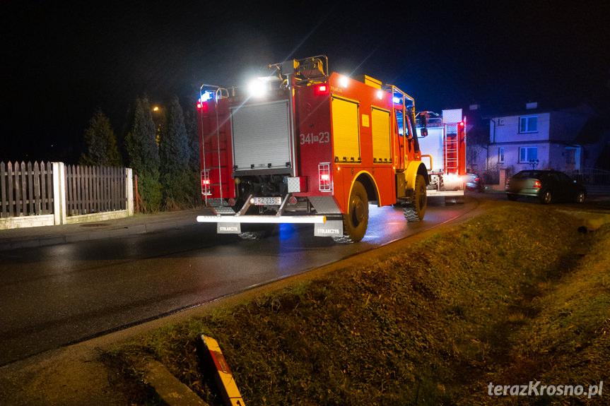 Wypadek w Targowiskach