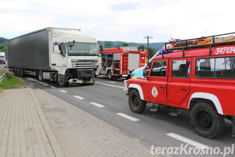 Wypadek w Tylawie