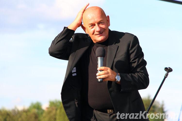 Występ Marcina Dańca w Korczynie