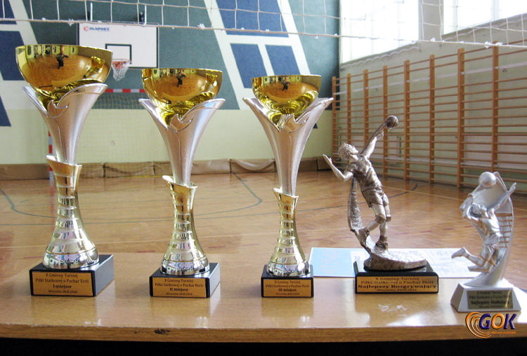 X Gminny Turnieju Piłki Siatkowej o Puchar Ferii